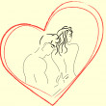 Lovers — Stock Vector #5398536