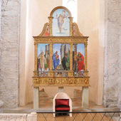 The Polyptych of Aquileia — Stock Photo