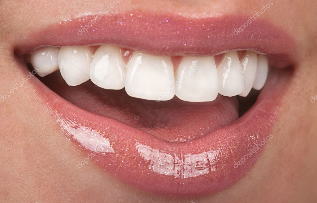 Healthy teeth — Foto Stock #6033109
