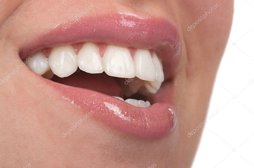 Healthy teeth  Foto Stock #6033125