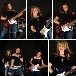 Music Band — Stock Photo