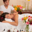 Massage and Skincare Spa — Stock Photo #6528457