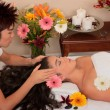 Massage en huidverzorging spa — Stockfoto