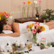 Massage Skincare Spa - Stock Photo