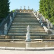 Stock Photo: Fountain in Peterhof