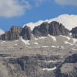 图库照片: Sellmountain - Val Gardena