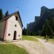 Vallung(Val Gardena) — Stock Photo #6225426