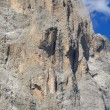 Stock Photo: Sassolungo - Val Gardena