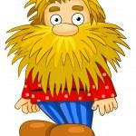 Funny man with beard — Stock Photo #5513695