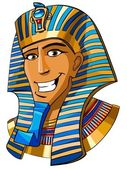 Egyptian pharaoh — Stock Photo