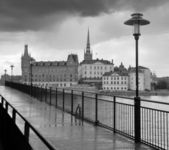 Gamla Stan. — Stock Photo