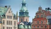 Tyska kyrkan. — Stock Photo