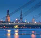 Brücke. — Stockfoto