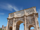 Triumphal Arch. — Stock Photo