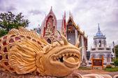 Phetchaburi tapınağın 04 — Stok fotoğraf