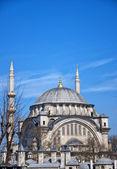 Nuruosmaniye moschee 01 — Stockfoto