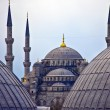 Stock Photo: Blue Mosque from hagisophia