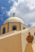 Fira katolickiej katedry 01 — Zdjęcie stockowe