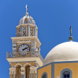 Fira catholic cathedral 02 — Stock Photo
