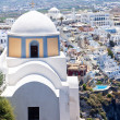 Fira church 08 — Stock Photo