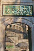 Blue Mosque 02 — Stockfoto