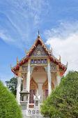 Hua Hin Temple 20 — Stock Photo