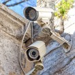 Cctv cameras — Stock Photo #6728901