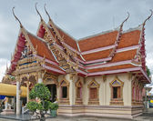 Hua Hin Temple 40 — Stock Photo