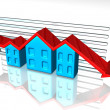 Stockfoto: Housing market