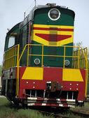 机车 — 图库照片