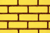 Yellow wall — Stock Photo