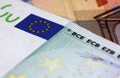 European union money — Stock Photo