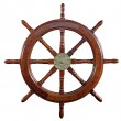Ship's Wheel - Stock Photo