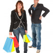 Shopping dilemma — Stock Photo