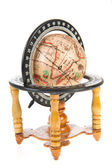 Antique globe — Stock Photo