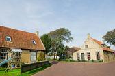 Old Dutch village — Stock Photo