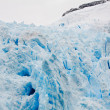 Stock Photo: Glacier at Tierra del Fuego