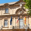 Royalty-Free Stock Photo: City hall Aix-en-Provence