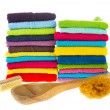 Colorful towels — Stock Photo #6577901