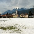 An Austrian Alpine Village — Stock Photo #5913814