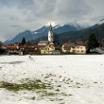 An Austrian Alpine Village — Stock Photo #5913814