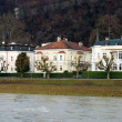 Luxury Homes, Salzburg, Austria — Photo