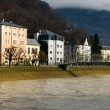 Stock Photo: Luxury Homes, Salzburg, Austria