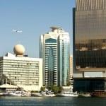 Modern Buildings, Dubai, United Arab Emirates — Stock Photo #5916003