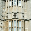 Stock Photo: Castle Windows