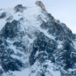 Aiguille du Midi, France — Stock Photo