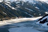 An Austrian Winter Scene — Stock Photo