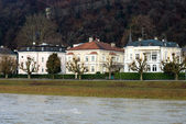 Luxury Homes, Salzburg, Austria — Stock Photo