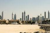 Modern Buildings, Dubai — Stock Photo