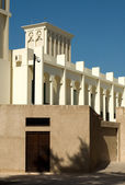 Old Building, Dubai, United Arab Emirates — Stock Photo